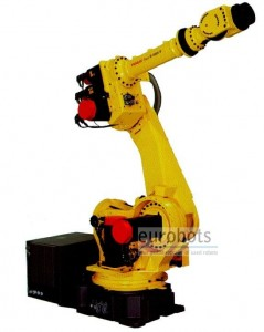 شکل 4-1 روبات Fanuc - S-430iW
