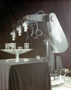 پوما یک بازوی رباتیک مفصلی در ناسا