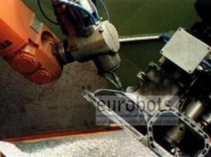 کاربرد روباتهای صنعتی در ماشینکاری