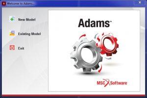 آموزش نرم افزار آدامز Adams