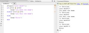 آموزش برنامه نویسی در نرم افزار متلب